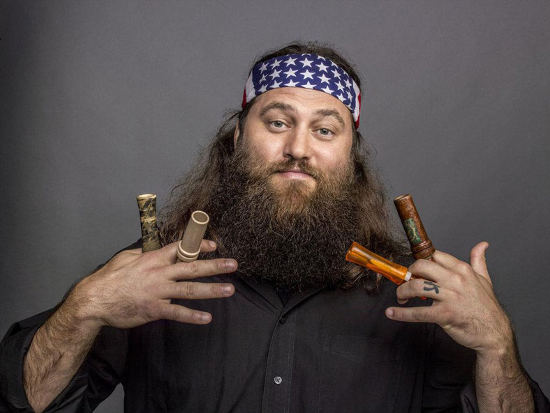 see how willie robertson looks without a beard